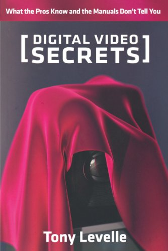 9781932907476: Digital Video Secrets: What the Pros Know and the Manuals Don't Tell You
