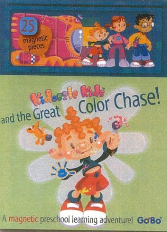 Kidoozle Kids and the Great Color Chase! (1932915036) by Albee, Sarah