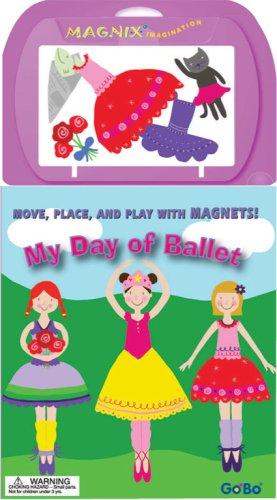 My Day of Ballet (Magnix Imagination Activity Books): Feldman, Thea