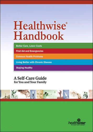 9781932921229: Healthwise Handbook: A Self-Care Guide for You and Your Family