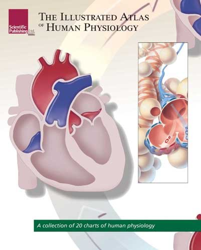 9781932922981: The Illustrated Atlas of Human Physiology