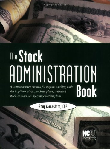 9781932924114: The Stock Administration Book