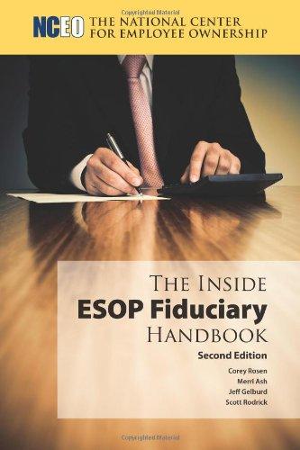 9781932924930: The Inside ESOP Fiduciary Handbook (2nd Edition)