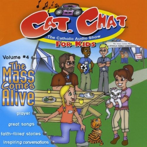 9781932927344: Cat. Chat #4 The Mass Comes Alive
