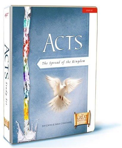 Adventures In Act Study Set with Binder (Great Adventure): Jeff Cavins