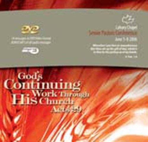 9781932941791: 2006 Pastors Conference DVD /w MP3