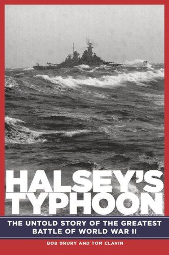 9781932958133: Halsey's Typhoon