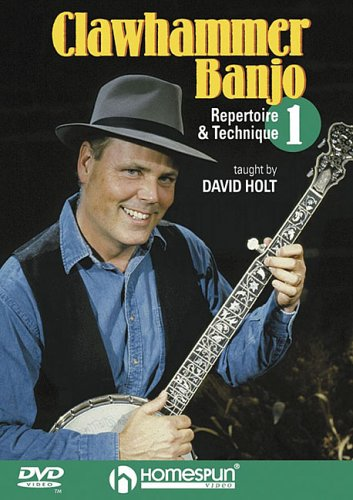 9781932964103: Clawhammer Banjo 1: Repertoire & Technique