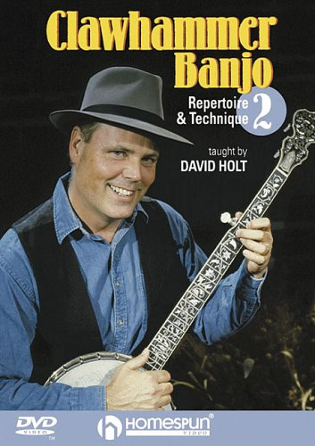 9781932964110: Clawhammer Banjo, Volume 2: Repertoire and Technique