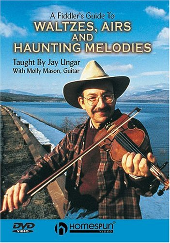 A FIDDLER'S GUIDE TO WALTZES AIRS AND HAUNTING MELODIES (DVD) Format: DvdRom