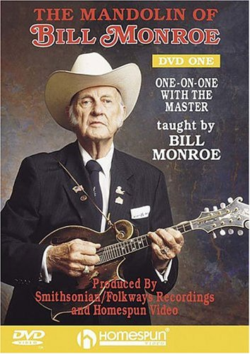 9781932964172: The Mandolin of Bill Monroe: One-on-one with the Master: Pt. 1