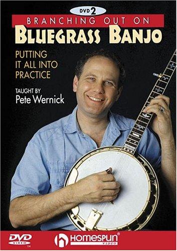 9781932964479: DVD-Branching Out on Bluegrass Banjo 2