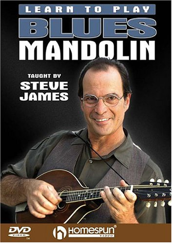 9781932964486: DVD-Learn To Play Blues Mandolin