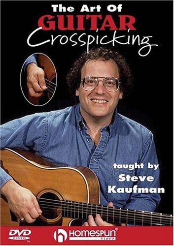 9781932964585: DVD-The Art Of Guitar Crosspicking