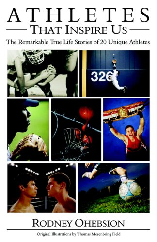 9781932968217: Athletes That Inspire Us: The Remarkable True Life Stories of 20 Unique Athletes