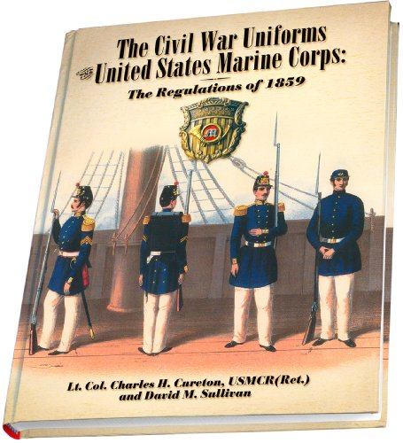 The Civil War Uniforms of the United States Marine Corps: The Regulations of 1859