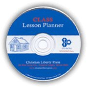 9781932971309: Class Lesson Planner on CD-ROM