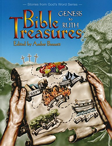 9781932971873: Bible Treasures Genesis to Rut
