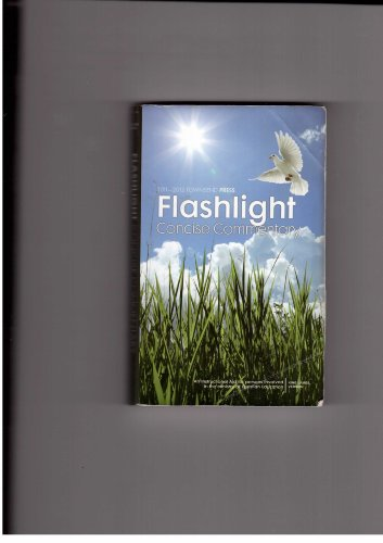 Flashlight Concise Commentary - Based on the International Lesson Series: Townsend Press
