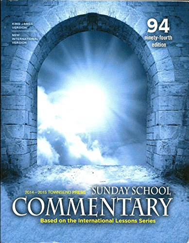 Sunday School Commentary Based On International Lessons
