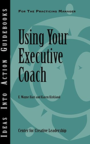 9781932973822: Using Your Executive Coach