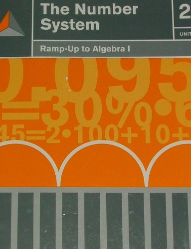THE NUMBER SYSTEM Rump-Up to ALGEBRA I (Unit 2)