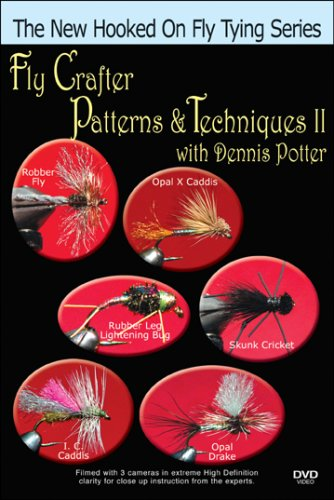 9781932978865: Fly Crafter Patterns & Techniques 2