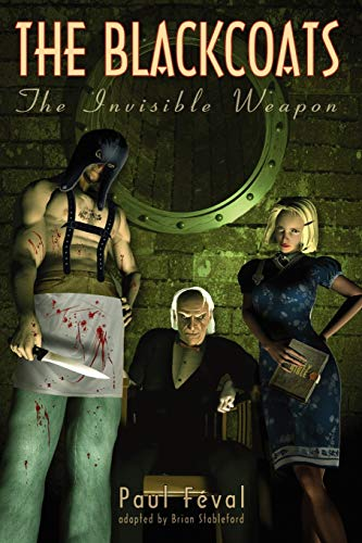 9781932983807: The Black Coats: The Invisible Weapon