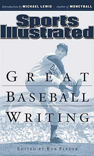 9781932994025: Sports Illustrated: Great Baseball Writing (Sports Illustrated Books)