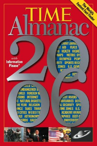 9781932994179: Time: Almanac 2006