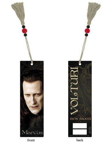 9781933000770: Twilight - Bookmark Marcus (in One Size)