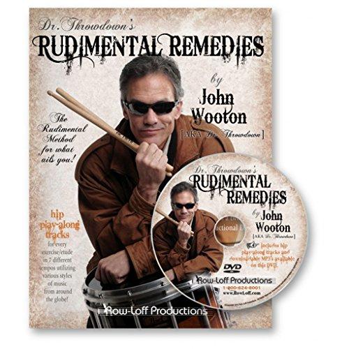 9781933001364: Rudimental Remedies - Book & DVD