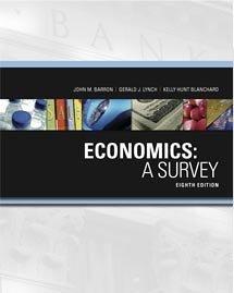 9781933005218: Title: ECONOMICS:SURVEY