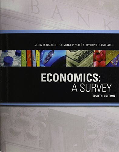9781933005973: Economics a Survey