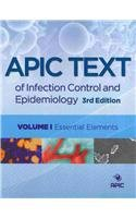 APIC Text of Infection Control And Epidemiology: Assn for Professionals