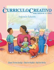 9781933021409: The Creative Curriculum For Infants, Toddlers & Twos (English and Spanish Edition)