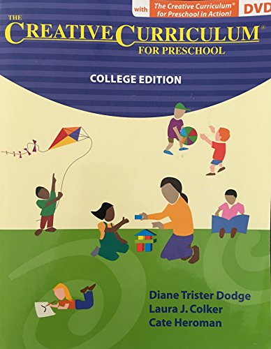 9781933021676: The Creative Curriculum for Preschool