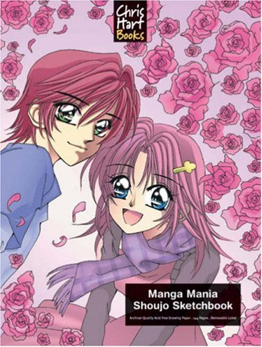 9781933027326: Manga Mania Shoujo Sketchbook