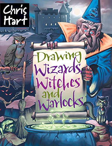 9781933027685: Drawing Wizards, Witches and Warlocks (Academy of Fantasy Art)