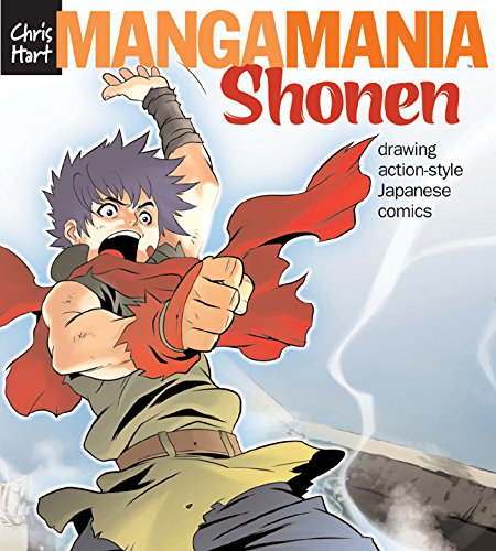9781933027692: Manga Mania: Shonen - Drawing Action-style Japanese Comics: 0