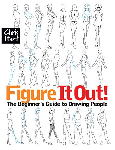 9781933027807: Figure It Out! The Beginner's Guide to Drawing People