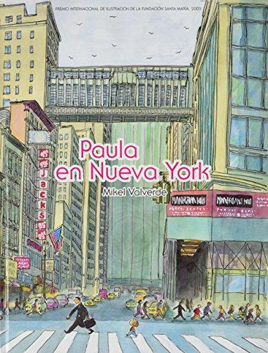 9781933032153: Paula en Nueva York (Spanish Edition)