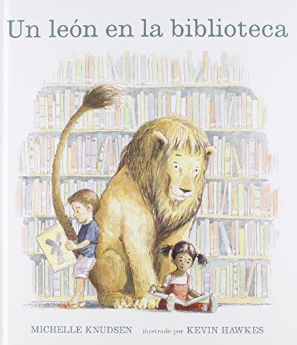 9781933032306: Un Leon en la biblioteca/ Library Lion (Spanish Edition)