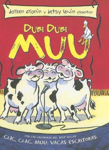 9781933032337: Dubi Dubi Muu/ Dooby Dooby Moo (Spanish Edition)