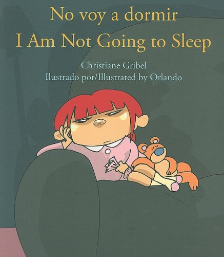 No Voy A Dormir/I Am Not Going To Sleep: Gribel, Christiane