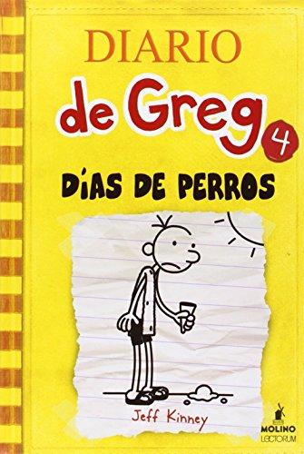 9781933032665: Diario de Greg # 4: Días de perros (Spanish Edition)