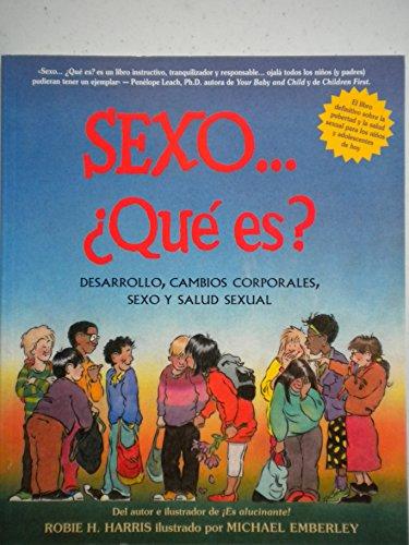 9781933032757: Sexo Que Es?