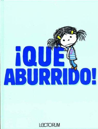 Que aburrido! (Spanish Edition): Michael Ian Black