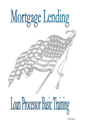 9781933039169: Mortgage Loan Processor Basic Training: Fundamental Skills for the Professional Loan Processor