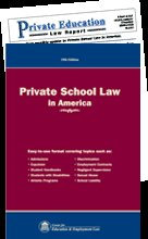 9781933043265: Private School Law in America